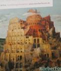 Körberforum, Sprachkünstler-Plakat