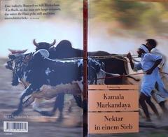 Markandaya, Nektar, Cover Rückseite