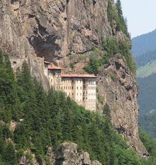 Sumela-Felsenkloster